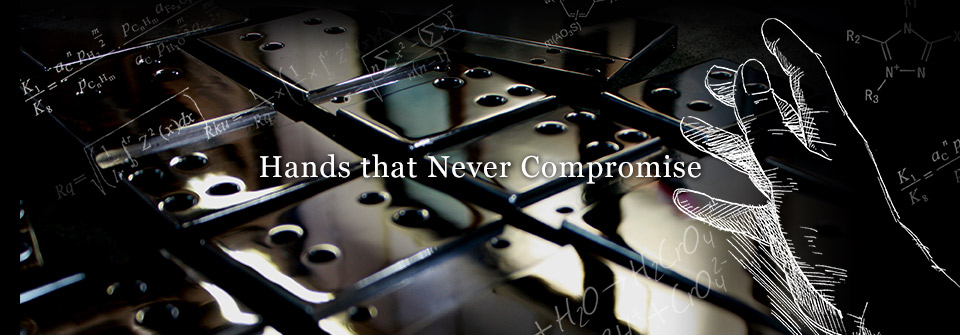 Hands that Never Compromise